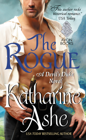 The Rogue - A Devil's Duke Novel - cover