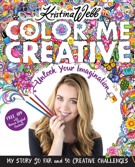 Color Me Creative - Unlock Your Imagination - cover