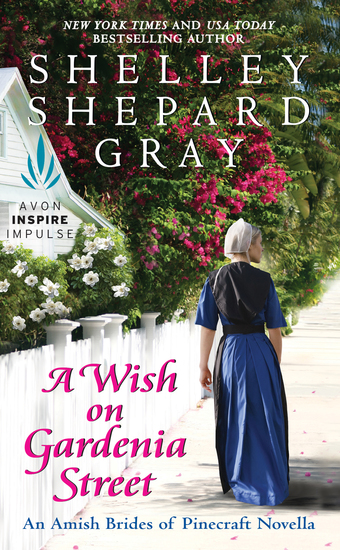 A Wish on Gardenia Street - An Amish Brides of Pinecraft Novella - cover