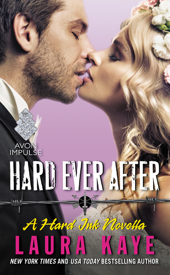 Hard Ever After - A Hard Ink Novella - cover