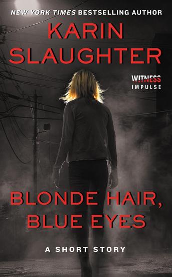 Blonde Hair Blue Eyes - cover