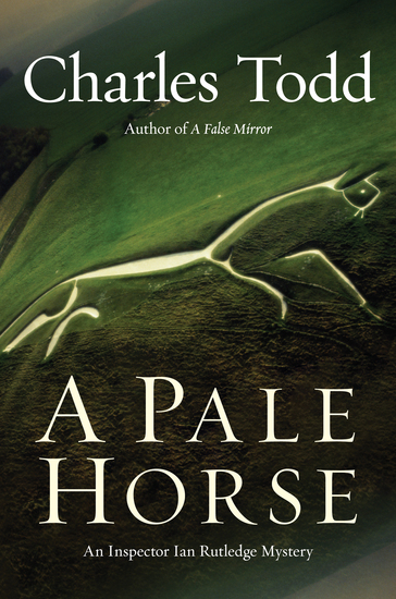 A Pale Horse - A Novel of Suspense - cover