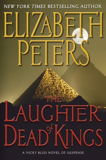 The Laughter of Dead Kings - A Vicky Bliss Novel of Suspense - cover