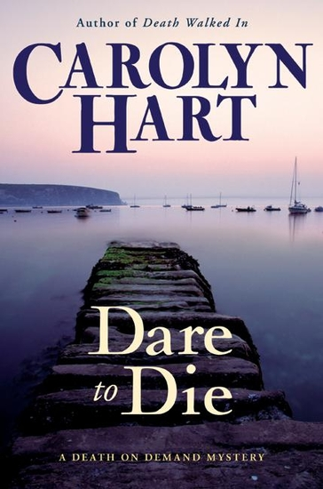Dare to Die - A Death on Demand Mystery - cover