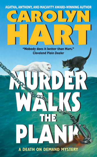 Murder Walks the Plank - A Death on Demand Mystery - cover