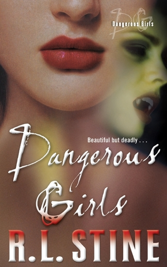 Dangerous Girls - cover