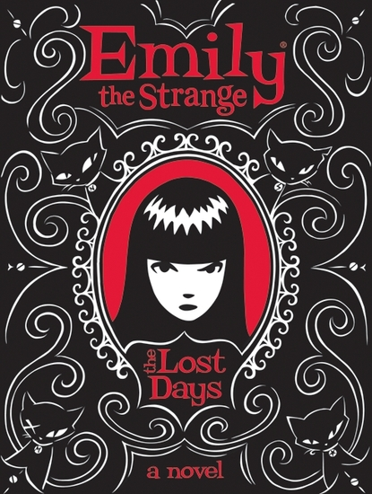 Emily the Strange: The Lost Days - cover