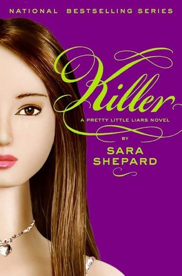 Pretty Little Liars #6: Killer - cover