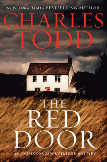The Red Door - An Inspector Ian Rutledge Mystery - cover