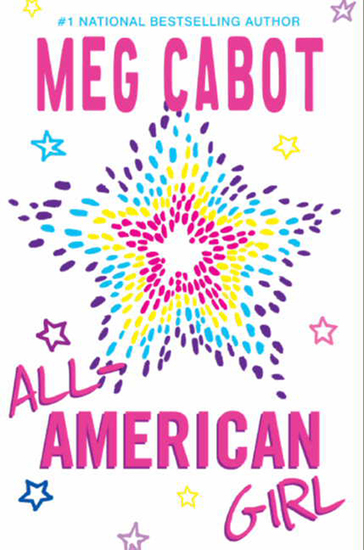 All-American Girl - cover