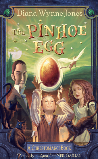 The Pinhoe Egg - cover