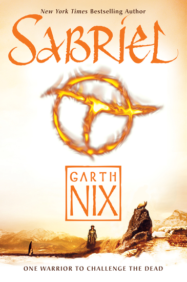 Sabriel - cover