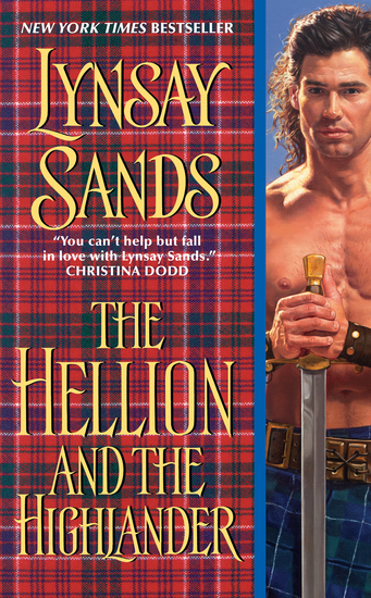 The Hellion and the Highlander - cover