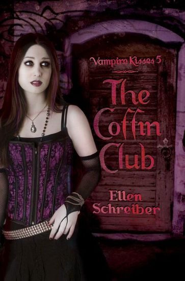Vampire Kisses 5: The Coffin Club - cover