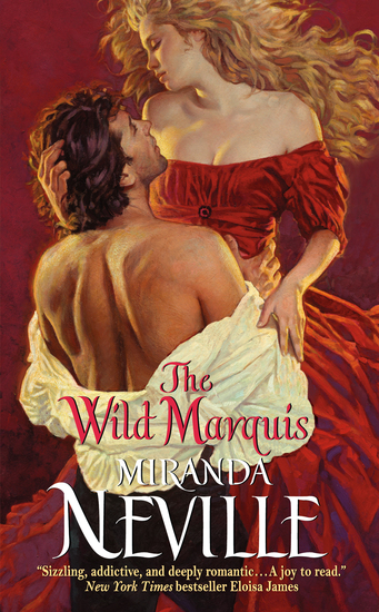 The Wild Marquis - cover