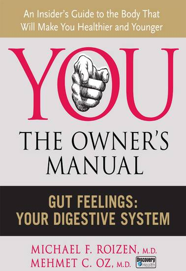 Gut Feelings - Your Digestive System - cover
