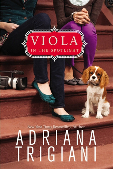 Viola in the Spotlight - cover