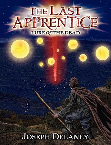 The Last Apprentice: Lure of the Dead (Book 10) - cover