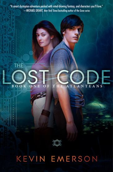 The Lost Code - cover