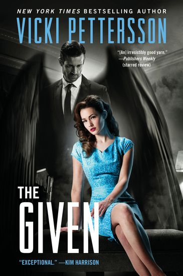 The Given - Celestial Blues: Book Three - cover