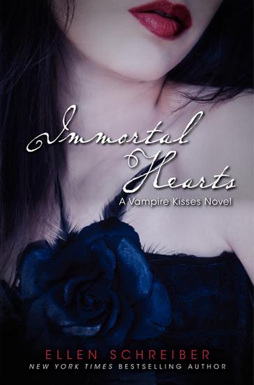 Vampire Kisses 9: Immortal Hearts - cover