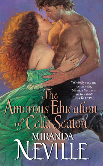The Amorous Education of Celia Seaton - cover