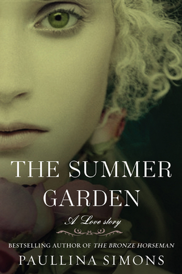 The Summer Garden - A Novel - cover