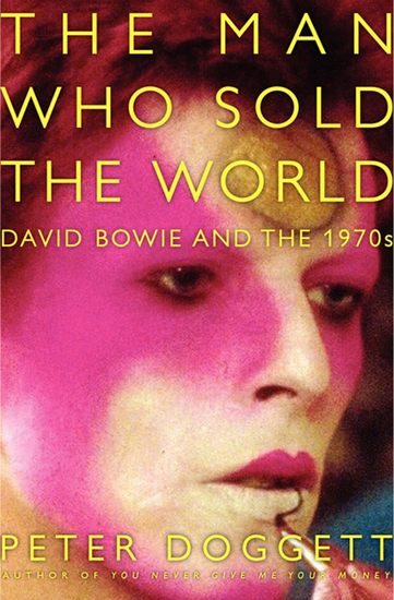 The Man Who Sold the World - David Bowie and the 1970s - cover