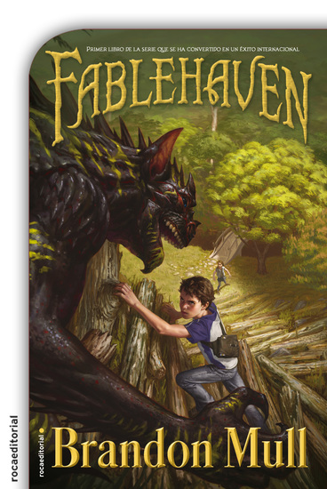 Fablehaven - Serie Fablehaven Vol 1 - cover