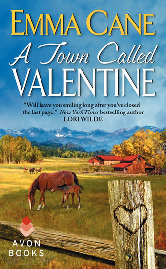A Town Called Valentine - A Valentine Valley Novel - cover