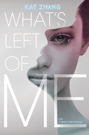 What's Left of Me - cover