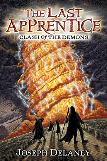 The Last Apprentice: Clash of the Demons (Book 6) - cover