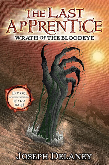 The Last Apprentice: Wrath of the Bloodeye (Book 5) - cover