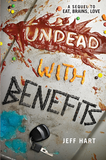 Undead with Benefits - cover