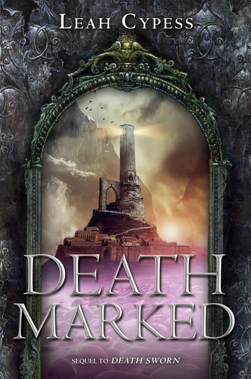 Death Marked - cover
