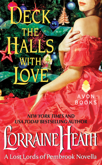 Deck the Halls With Love - A Lost Lords of Pembrook Novella - cover
