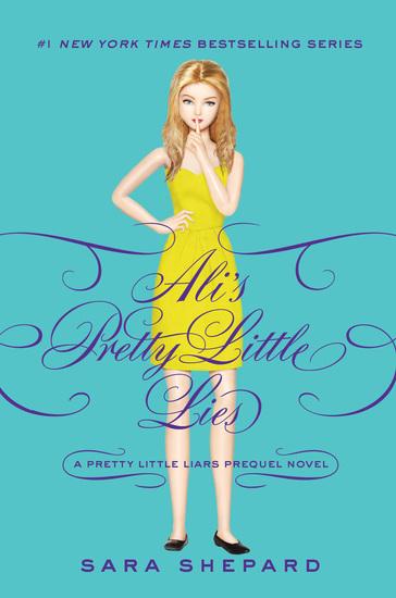 Pretty Little Liars: Ali's Pretty Little Lies - cover