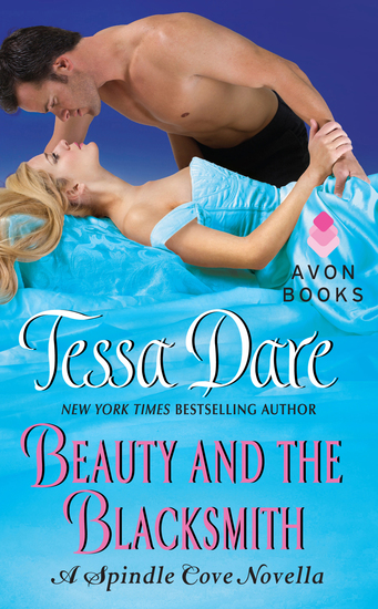 Beauty and the Blacksmith - A Spindle Cove Novella - cover