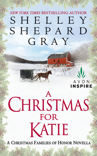 A Christmas for Katie - A Christmas Families of Honor Novella - cover