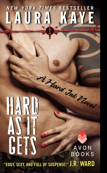 Hard As It Gets - A Hard Ink Novel - cover