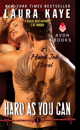 Hard As You Can - A Hard Ink Novel - cover