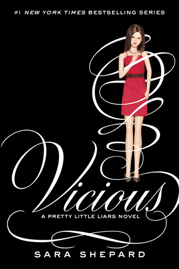 Pretty Little Liars #16: Vicious - cover