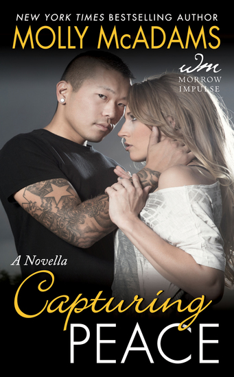 Capturing Peace - A Novella - cover