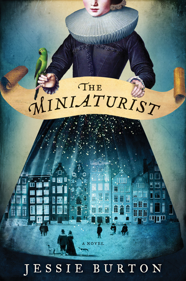 The Miniaturist - A Novel - cover