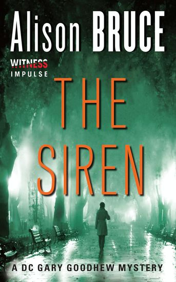 The Siren - A Gary Goodhew Mystery - cover