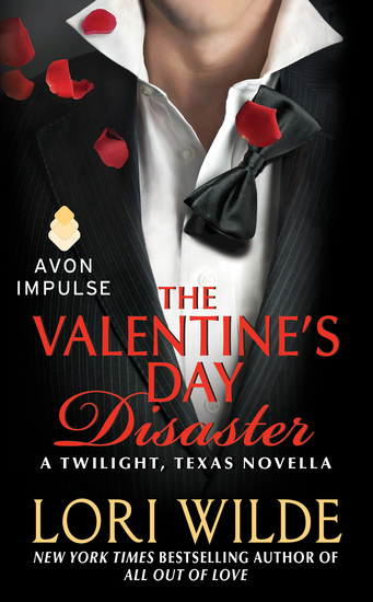 The Valentine's Day Disaster - A Twilight Texas Novella - cover