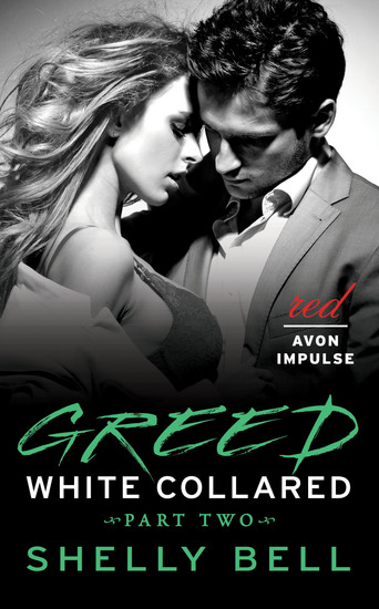 White Collared Part Two: Greed - cover