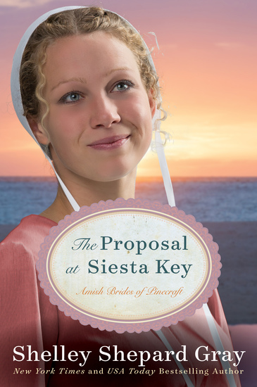 The Proposal at Siesta Key - Amish Brides of Pinecraft Book Two - cover