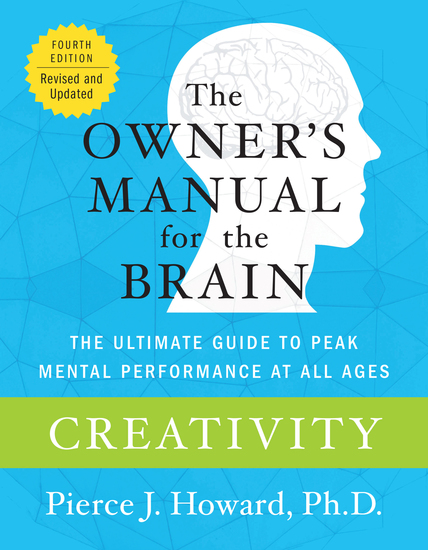 Creativity: The Owner's Manual - cover