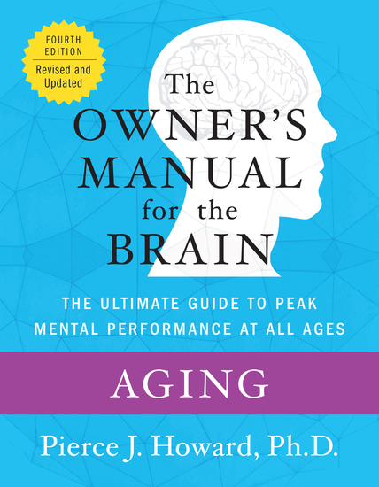 Aging: The Owner's Manual - cover